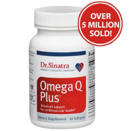 Omega Q Plus by Dr Sinatra