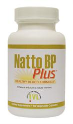 Natto BP Plus Institute for Vibrant Living
