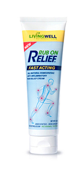 Rub on Relief Cream